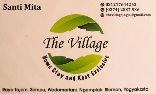 The village, Sleman