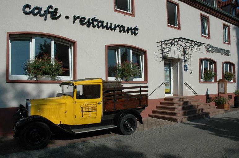 Hotel Brasserie Lermitage, Bas-Rhin