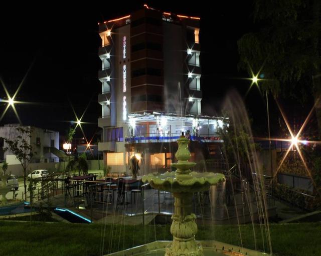Garden Palas Hotel, Fierit