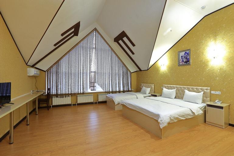 Hotel Seven Seasons, Tashkent City