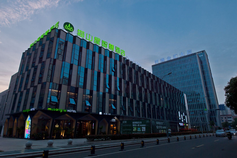 Musang.W Smart Hotel, Changzhou
