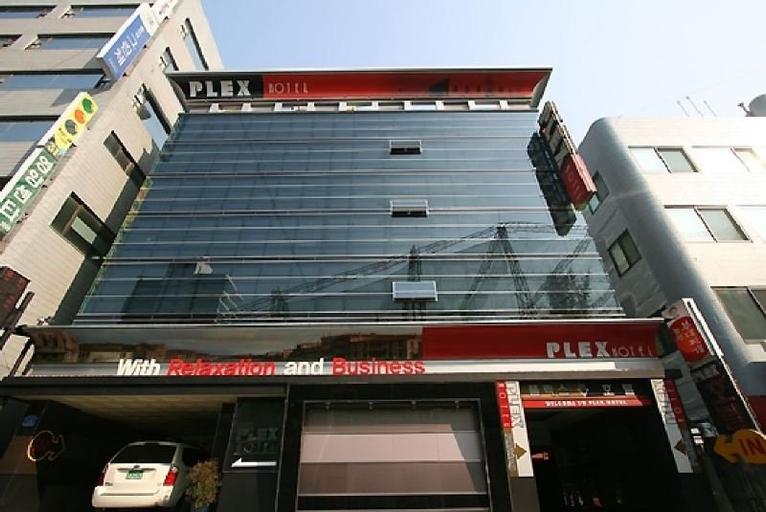 Plex Hotel, Gwang-jin