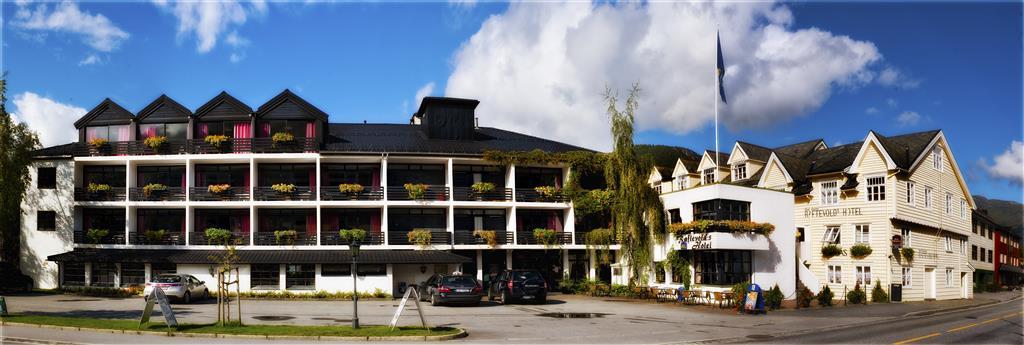 Havila Hotel Raftevold, Hornindal