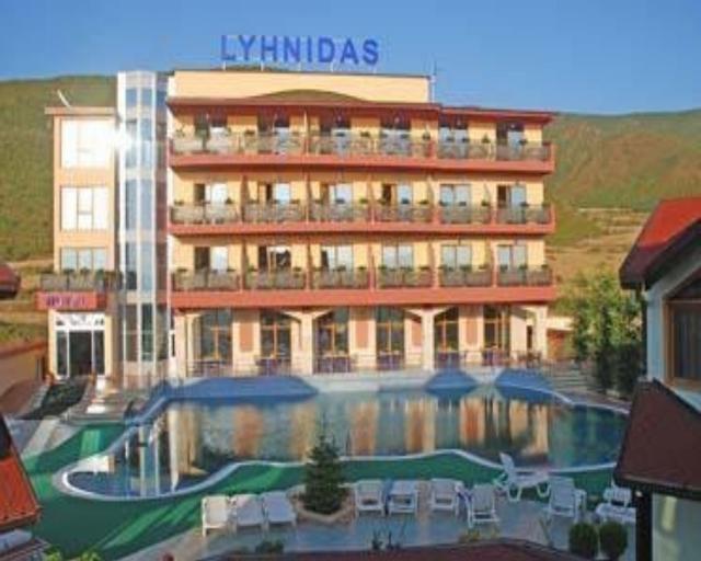 Lyhnidas Hotel, Pogradecit