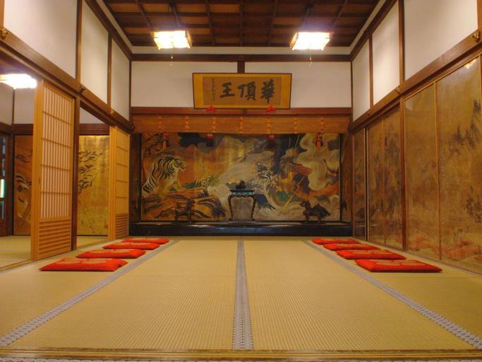 Koyasan Onsen Fukuchi-in, Kōya