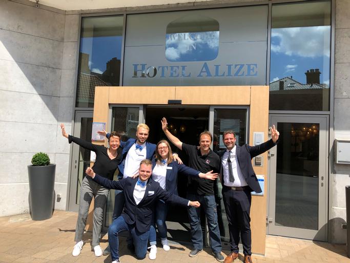 Hotel & Aparthotel Alizé Mouscron, Hainaut