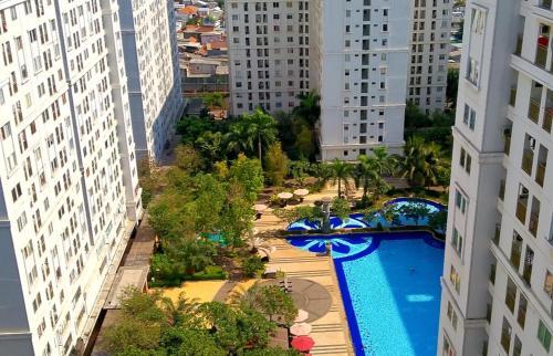 Apartemen Green Palace Kalibata City, South Jakarta