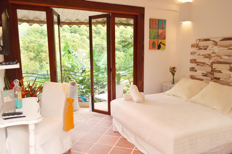 Sweet Harmony Hotel Boutique by Xarm Hotels, Santa Marta (Dist. Esp.)