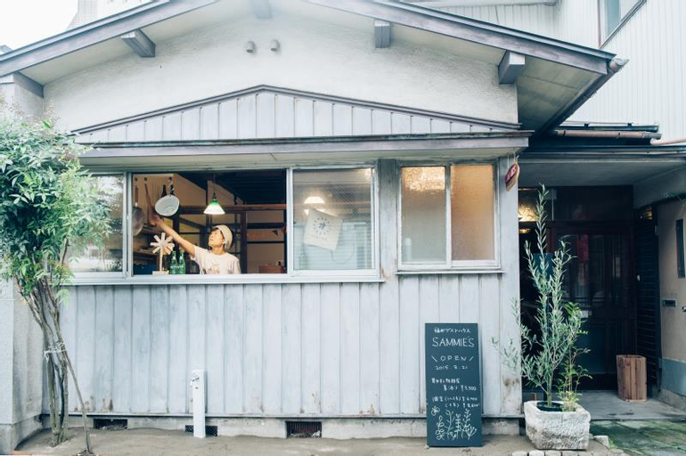 Fukui Guesthouse SAMMIE S, Fukui