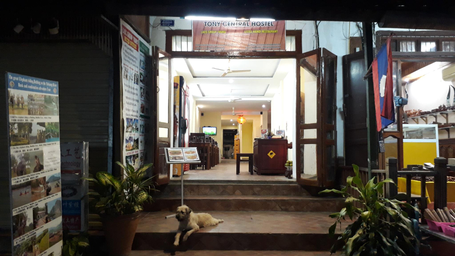 Tony Central Hostel, Louangphrabang
