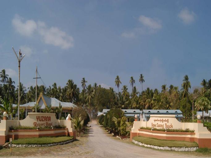 Yuzana Resort (Ngwe Saung Beach), Bassein