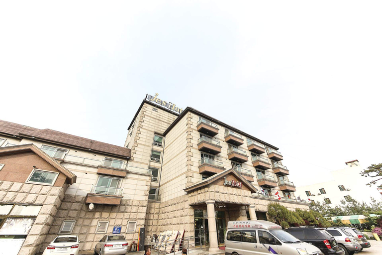 Jes Hot Spring Hotel, Hwaseong
