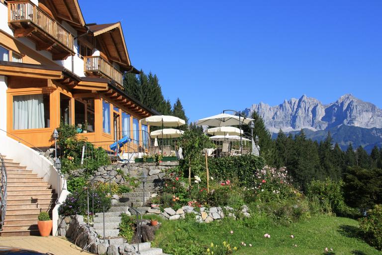 Gartenhotel Rosenhof Kitzbuehel, Kitzbühel