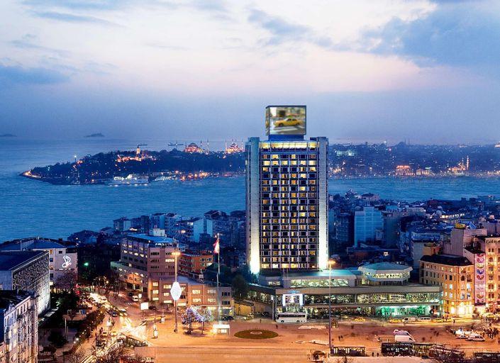 The Marmara Taksim Hotel, Beyoğlu