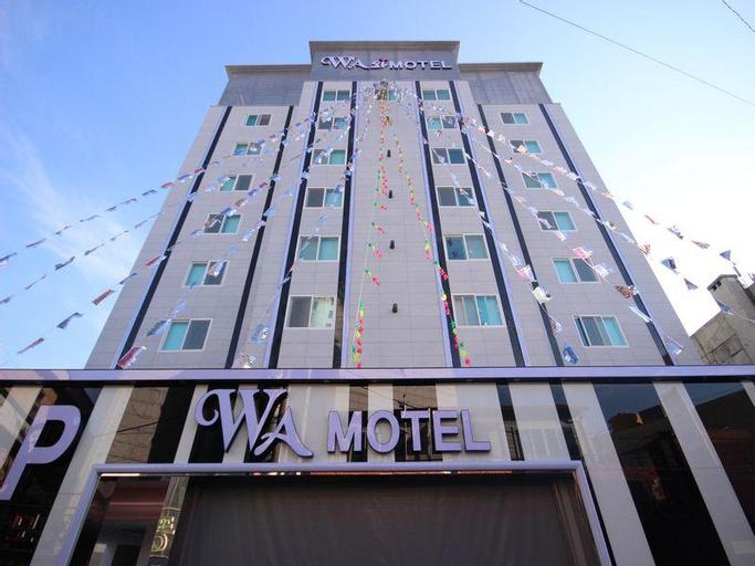 Wa Motel Yangsan, Yangsan