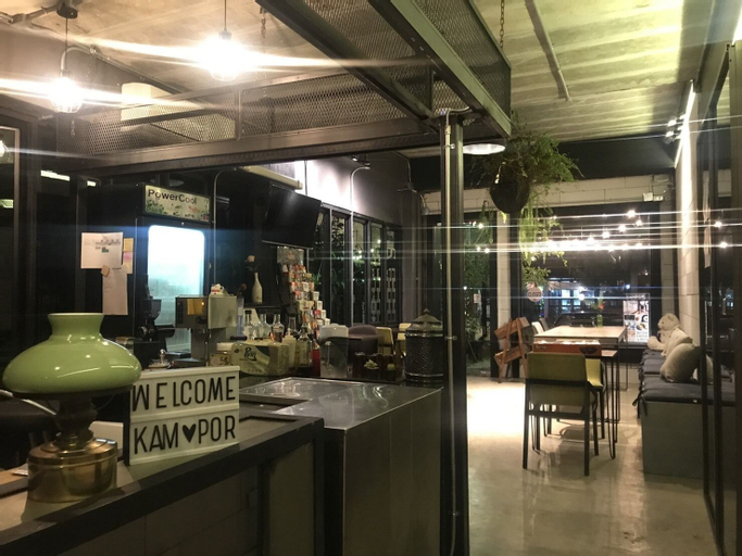 Kampor Co Working Space and Bed, Muang Chiang Mai