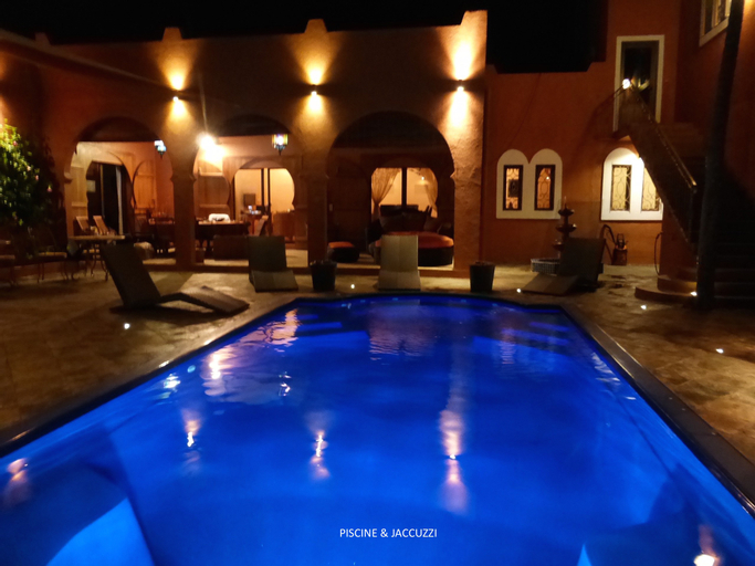 Riad Saint Francois and Spa,