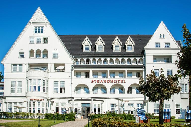 Strandhotel Glücksburg, Schleswig-Flensburg