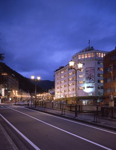 Shirakaba Hotel, Gero