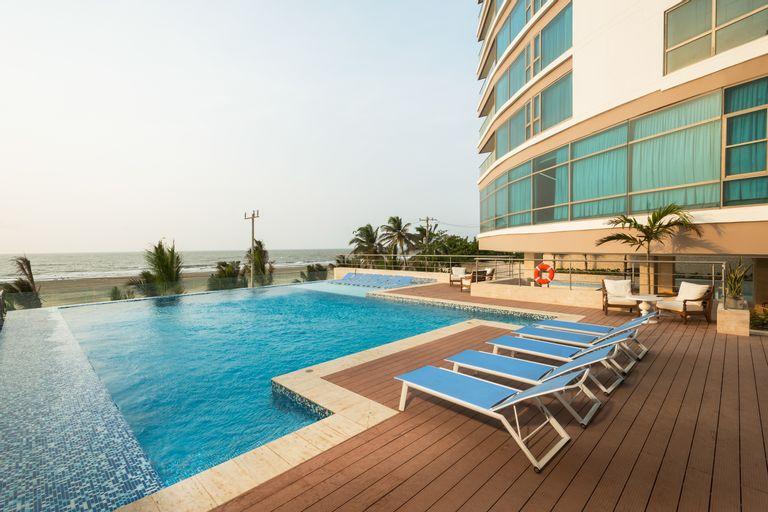 Radisson Hotel Cartagena Ocean Pavillion, Cartagena de Indias