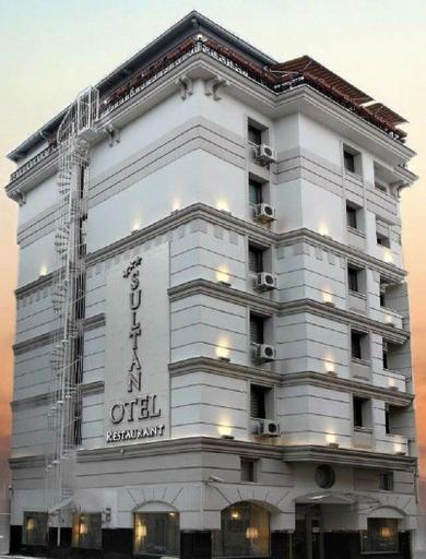 Sultan Hotel - Restaurant, Merkez