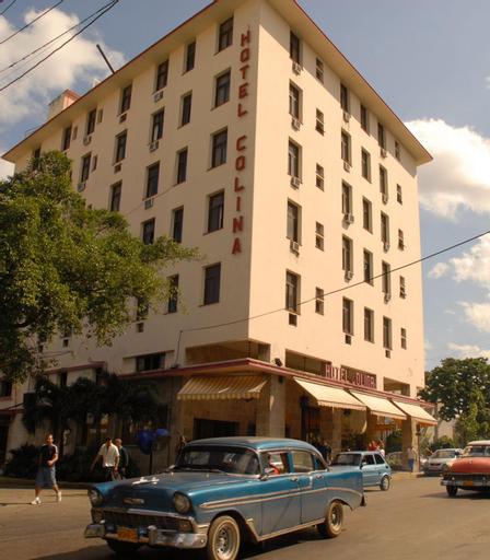 Colina, Centro Habana