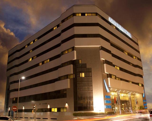Avari Hotel,