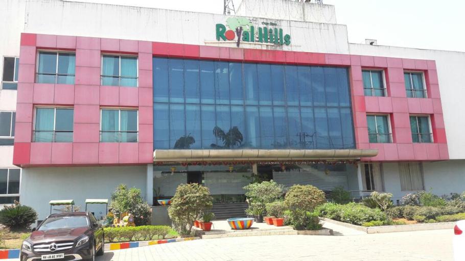 ROYAL HILLS , Palghar