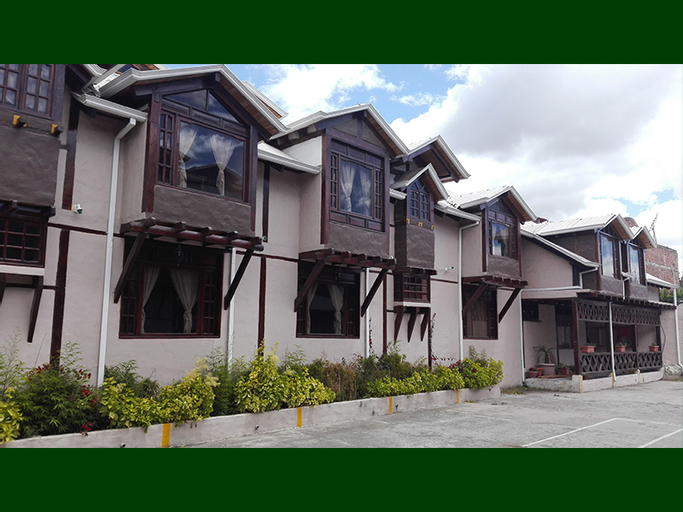 Hotel Bambu, Riobamba