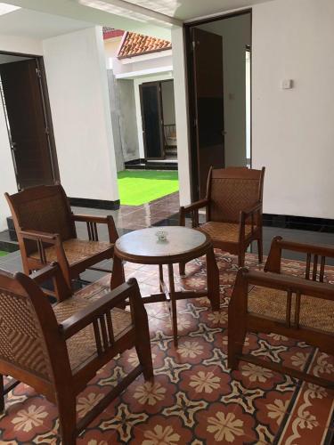 omah terban with IKEA furnished, Yogyakarta