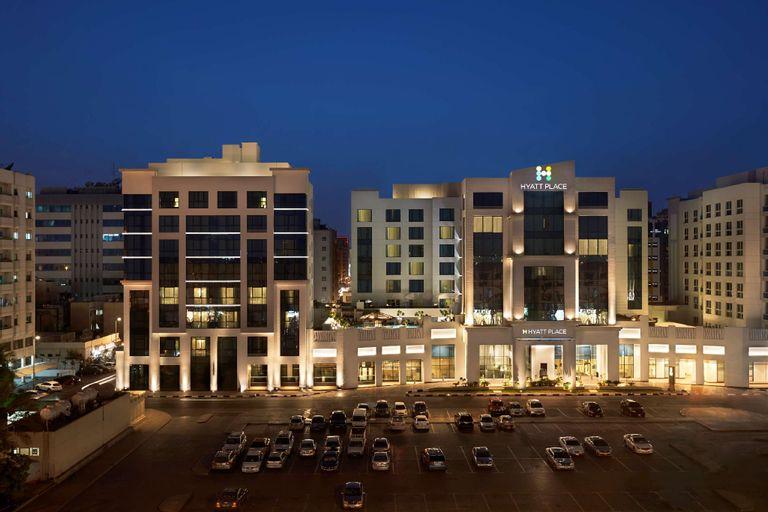 Hyatt Place Dubai Al Rigga Hotel,
