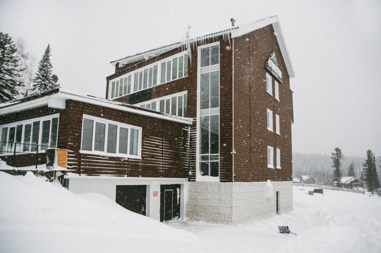 Apart-hotel Schastye, Tashtagol'skiy rayon