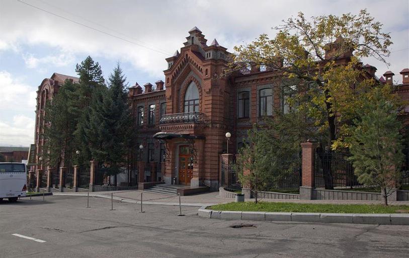 Parus, Khabarovskiy rayon