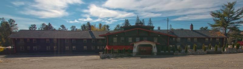 Hotel du Manoir, Les Pays-d'en-Haut