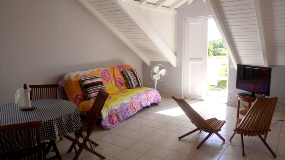 Apartment With one Bedroom in Capesterre-de-marie-galante, With Furnis, Capesterre-de-Marie-Galante