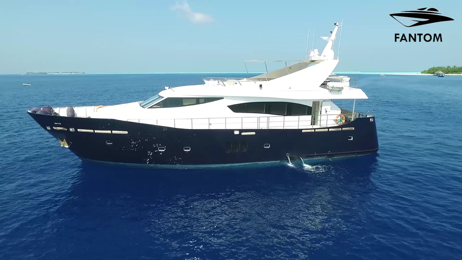 Fantom Luxury Yacht, Malé