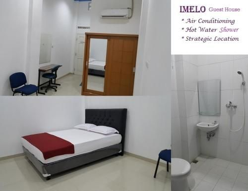 IMELO Guest House, North Jakarta