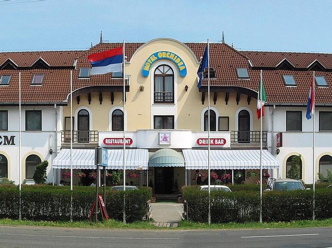 Hotel Orchidea (Pet-friendly), Kistelek