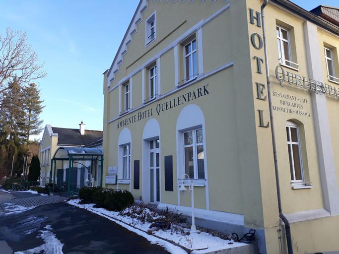 Hotel Quellenpark, Vogtlandkreis