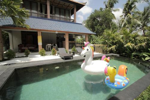 Apuh Sari Villa Ubud, Gianyar