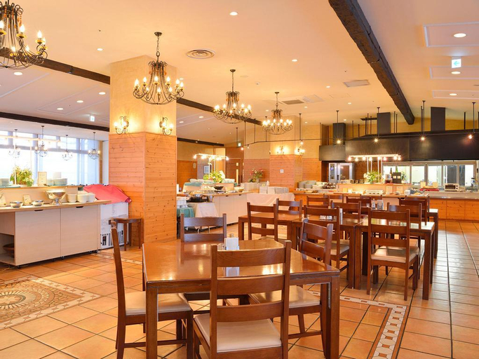 Asahidake Onsen Hotel Bear Monte, Higashikawa