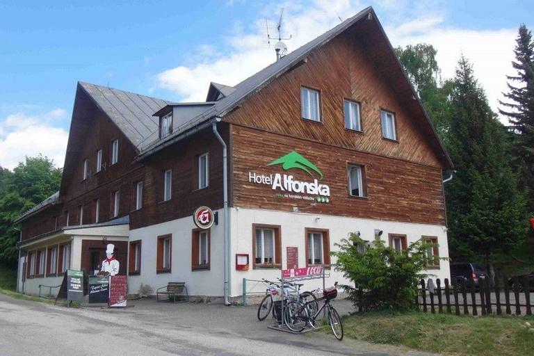 Hotel ALFONSKA, Trutnov