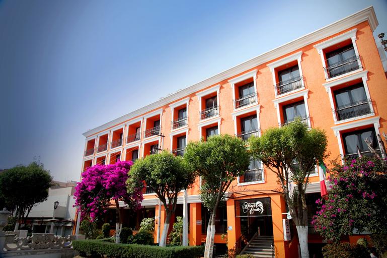 Hotel Emily, San Agustín Tlaxiaca