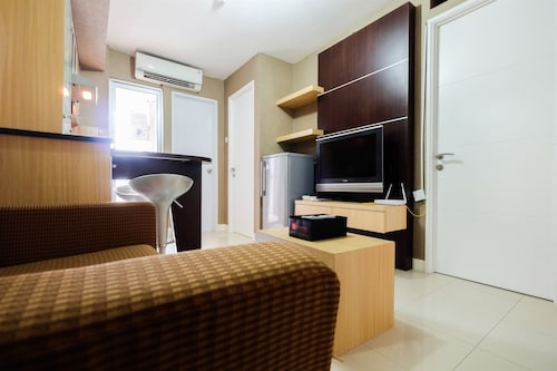 Homely 2 Bedroom at Bassura City Apartment By Travelio, East Jakarta