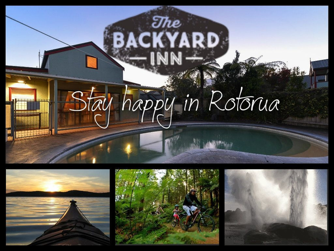 The Backyard Inn, Rotorua