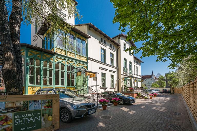Hotel Sedan, Sopot