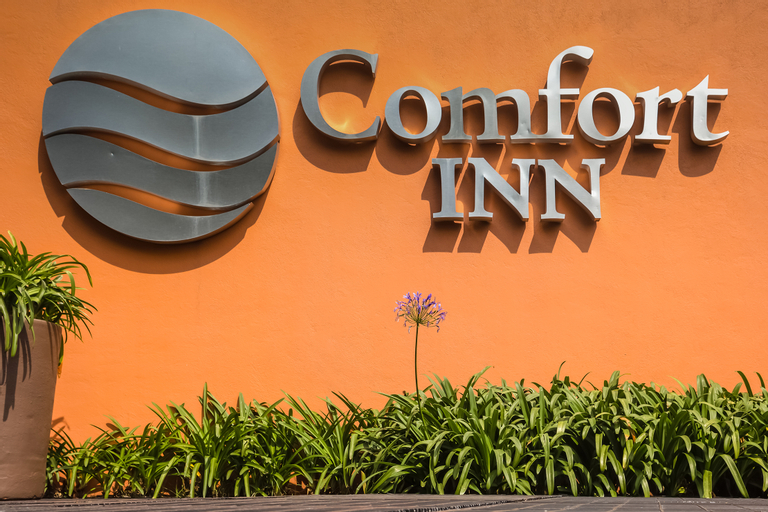 Comfort Inn CD de Mexico Santa Fe, Naucalpan de Juárez