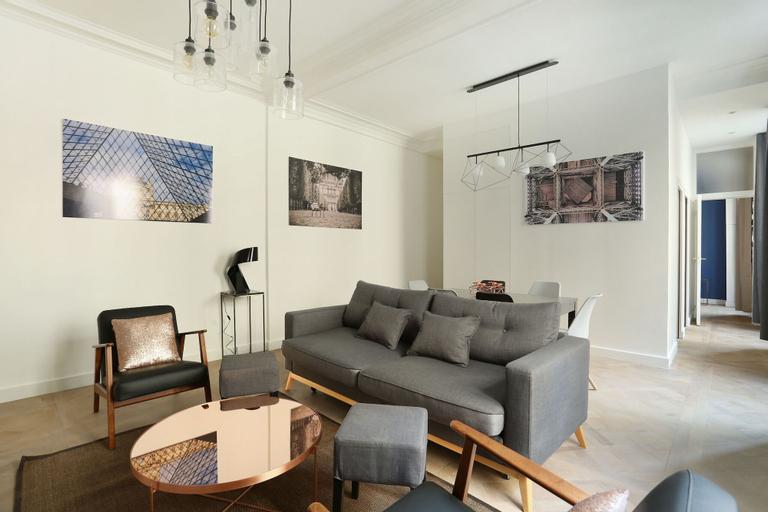 Charming apartment rue de Bretagne (Saintonge), Paris
