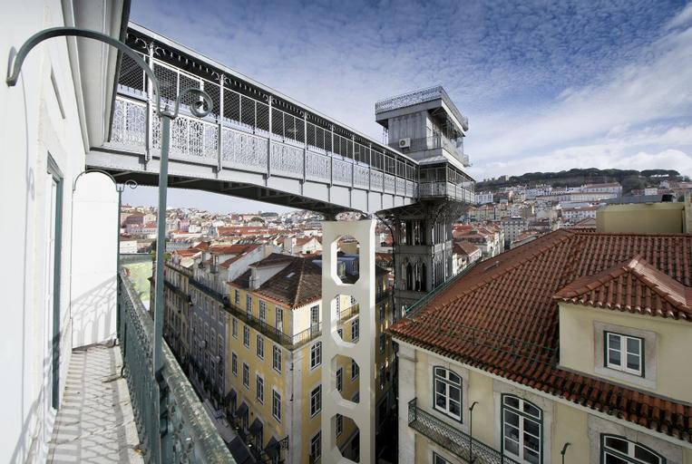 DesignChiadoFlats, Lisboa