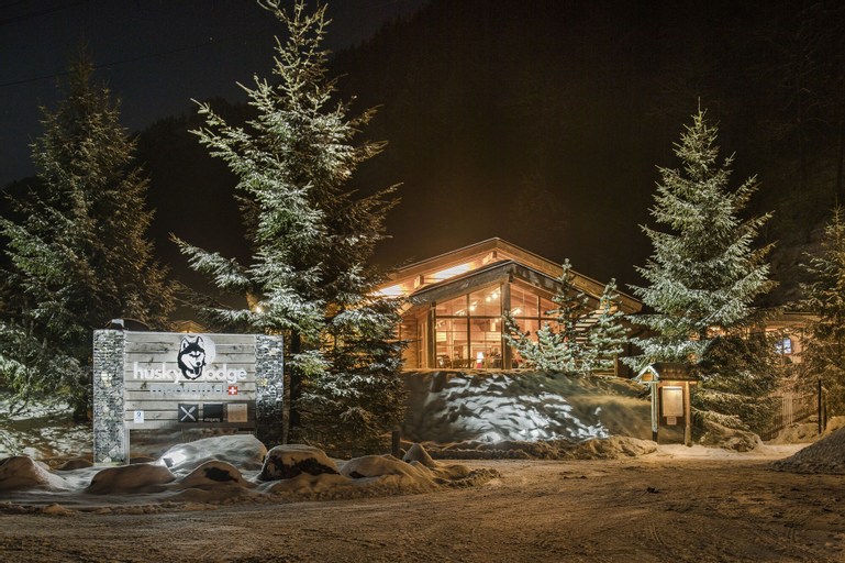 Hüttenhotel Husky Lodge, Schwyz